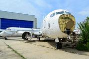 YR-BAC - Blue Air Boeing 737-300 aircraft