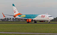 C-FDBD - TUI Airways Boeing 737-800 aircraft