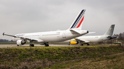 F-GTAS - Air France Airbus A321