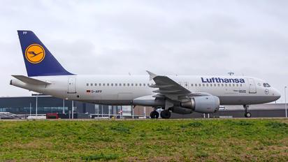 D-AIPP - Lufthansa Airbus A320