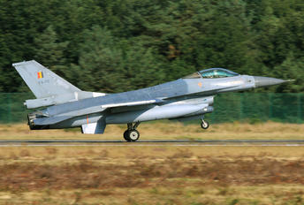 FA-70 - Belgium - Air Force General Dynamics F-16AM Fighting Falcon