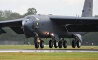 60-0048 - USA - Air Force Boeing B-52H Stratofortress aircraft