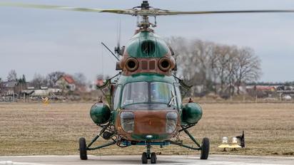 6006 - Poland - Air Force Mil Mi-2