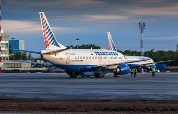 EI-DTW - Transaero Airlines Boeing 737-500