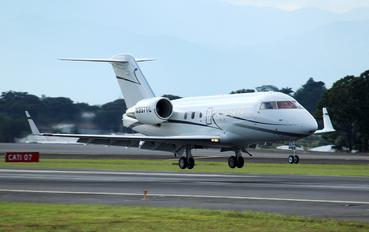 N357TC - Private Bombardier CL-600-2B16 Challenger 604