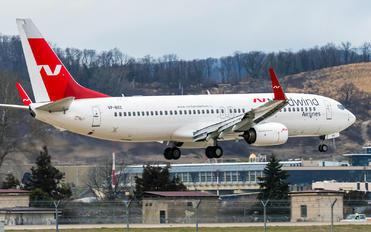 VP-BSZ - Nordwind Airlines Boeing 737-800