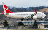 VP-BSZ - Nordwind Airlines Boeing 737-800 aircraft