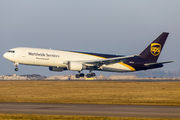 N392UP - UPS - United Parcel Service Boeing 767-300F aircraft