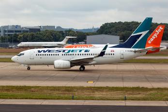 C-GUWJ - WestJet Airlines Boeing 737-700
