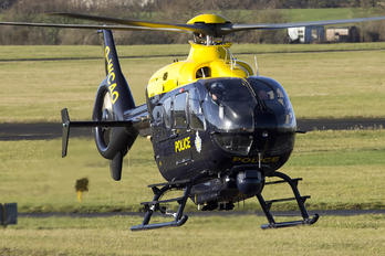 G-WCAO - UK - Police Services Eurocopter EC135 (all models)