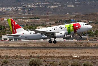 CS-TTH - TAP Portugal Airbus A319