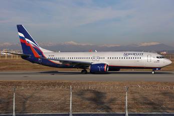 VQ-BHB - Aeroflot Boeing 737-800