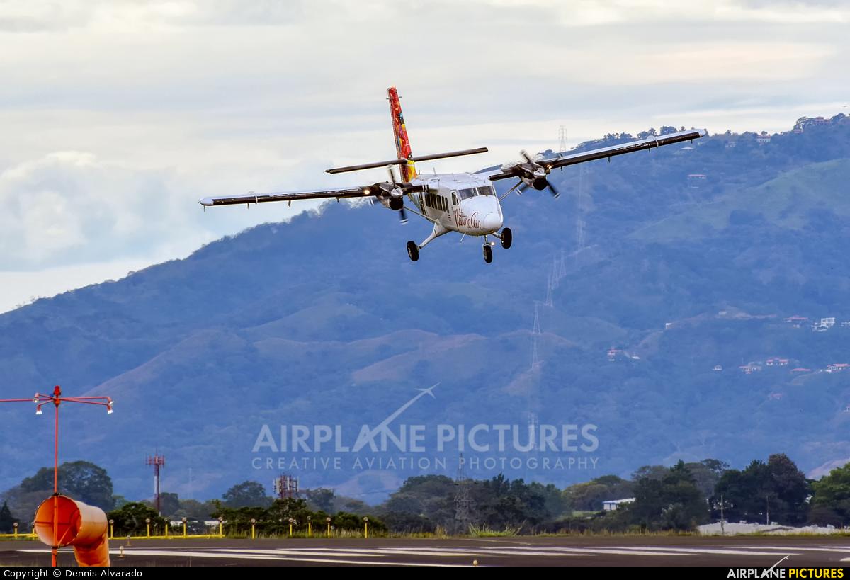 Nature Air TI-BDZ aircraft at San Jose - Juan Santamaría Intl