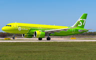 VQ-BSC - S7 Airlines Airbus A320 NEO aircraft