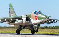 02 - Russia - Air Force Sukhoi Su-25SM3 aircraft