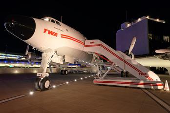 N8083H - TWA Lockheed L-1649A Starliner