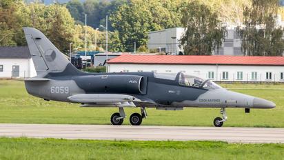 6059 - Czech - Air Force Aero L-159A  Alca
