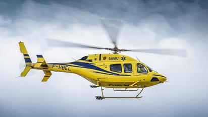 F-HBEL - Samu Bell 429 Global Ranger