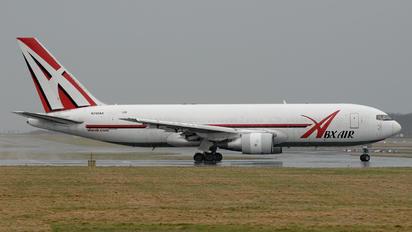 N745AX - ABX Air Boeing 767-200F