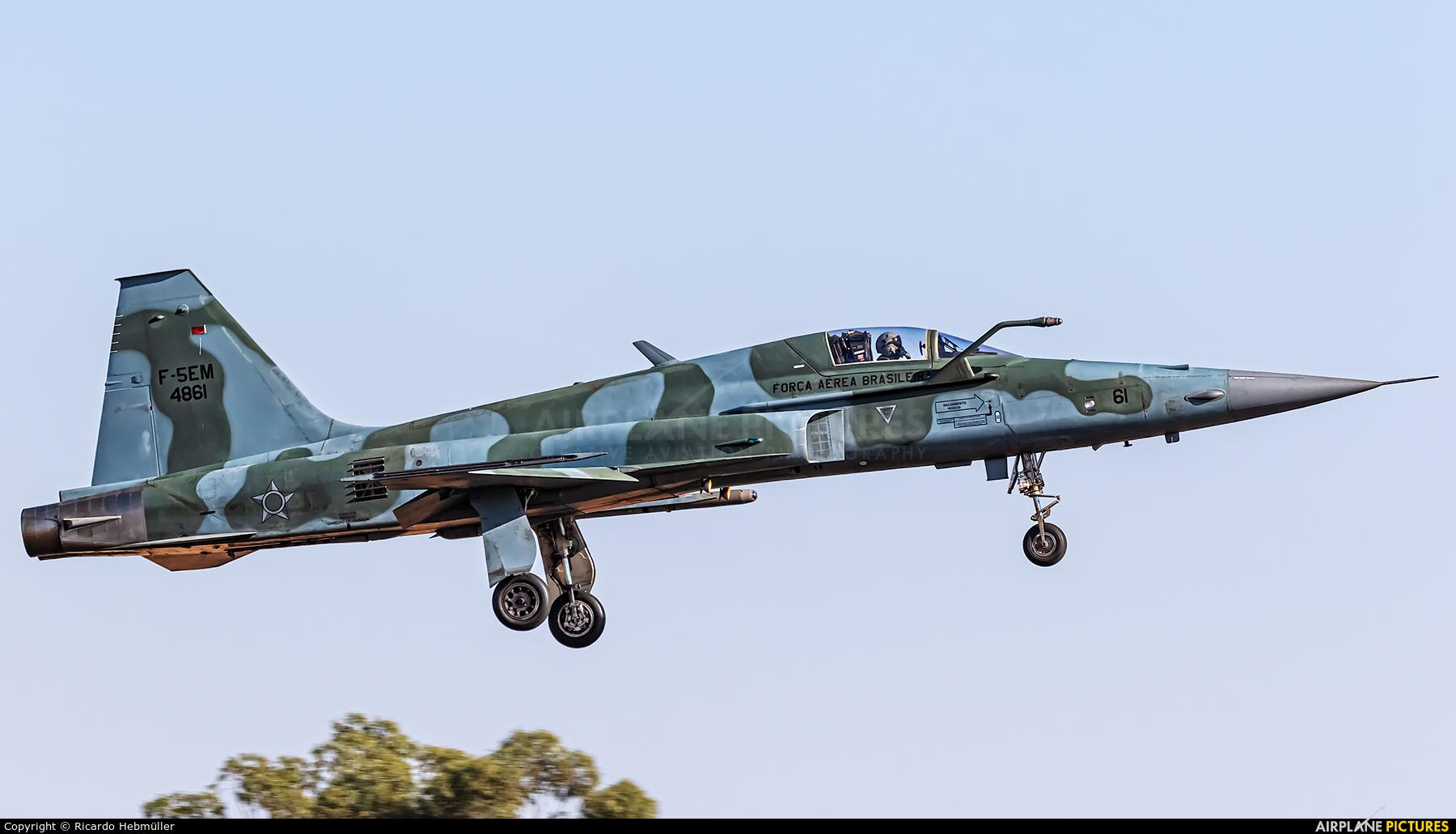 Brazil - Air Force 4861 aircraft at Anápolis AFB