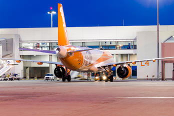 G-UZMA - easyJet Airbus A320 NEO