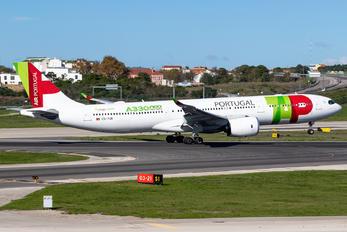 CS-TUB - TAP Portugal Airbus A330neo
