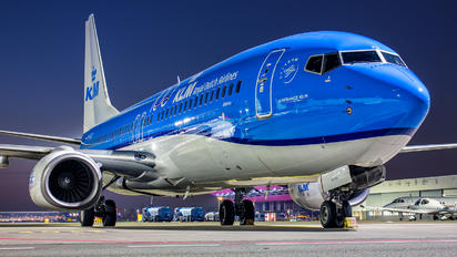 PH-BXU - KLM Boeing 737-800