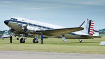 N341A - Legend Airways of Colorado Douglas DC-3 aircraft
