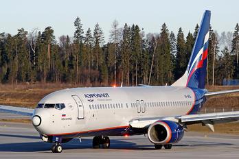 VP-BFB - Aeroflot Boeing 737-800