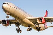 G-VFIT - Virgin Atlantic Airbus A340-600 aircraft