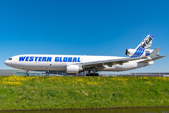N542KD - Western Global Airlines McDonnell Douglas MD-11F