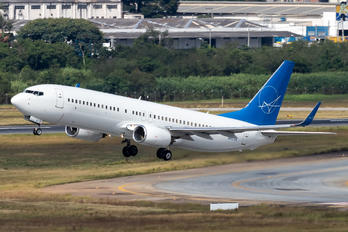 N917XA - Swift Air Boeing 737-86J