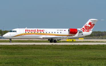 VP-BVK - Rusline Bombardier CRJ-200ER