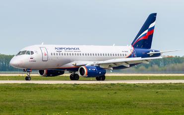 RA-89125 - Aeroflot Sukhoi Superjet 100