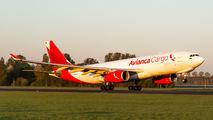 Inaugural flight of Avianca Cargo to Amsterdam title=
