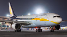 VT-JWP - Jet Airways Airbus A330-200 aircraft