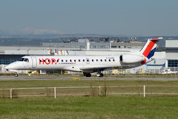 F-GVHD - Air France - Hop! Embraer ERJ-145