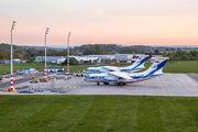 VDA Ilyushin Il76s visited Maastricht  title=
