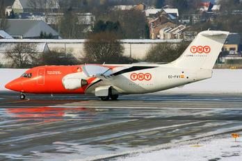 EC-FVY - TNT British Aerospace BAe 146-200/Avro RJ85-QT Quiet Trader