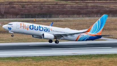 A6-FEH - flyDubai Boeing 737-800