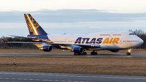 N480MC - Atlas Air Boeing 747-400 aircraft