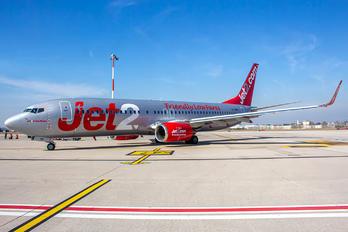 G-JZHH - Jet2 Boeing 737-800