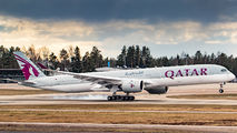 A7-ANP - Qatar Airways Airbus A350-1000 aircraft