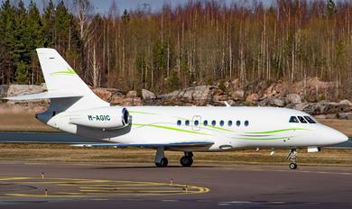 M-AGIC - Private Dassault Falcon 2000 DX, EX