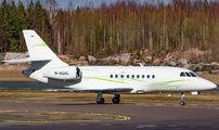 M-AGIC - Private Dassault Falcon 2000 DX, EX aircraft