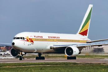 ET-AIZ - Ethiopian Airlines Boeing 767-200ER