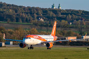 OE-IJB - easyJet Europe Airbus A320 aircraft