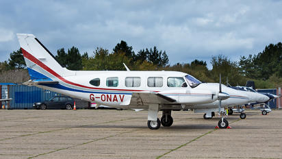 G-ONAV - Panther Aviation Ltd Piper PA-31 Navajo (all models)