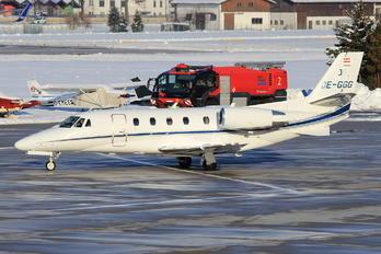 OE-GGG - Jetfly Aviation Cessna 560XL Citation XLS