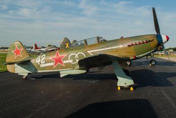 NX1157H - Private Yakovlev Yak-9UM